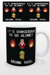 Legend of Zelda Drink This 11oz Mug