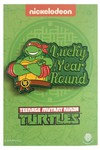 TMNT Lucky Year Round Pin - Raphael
