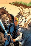 Deathstroke #6 (Davis Variant Cover Edition)