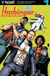 Harbinger Renegades #1 (2nd Printing)