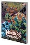 Monsters Unleashed TPB Vol 01 Monster Mash