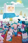 Adventure Time #70 (Subscription McCormick Variant)