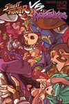 Street Fighter vs Darkstalkers #8 (of 8) (Cover A - Huang)