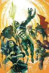 Aquaman Justice League Drowned Earth #1