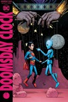 Doomsday Clock #8 (of 12) (Frank Variant)