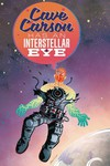 Cave Carson Has an Interstellar Eye TPB