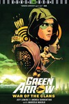 Green Arrow War of the Clans Essential Edition TPB