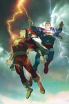Superman Shazam First Thunder Deluxe Ed HC