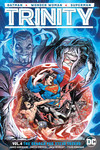 Trinity TPB Vol 04 the Search for Steve Trevor