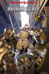 Dungeons & Dragons Evil at Baldurs Gate TPB