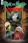 Rick & Morty vs Dungeons & Dragons #3 (of 4) (Cover A - Little)