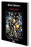 Marvel Knights Marvel Boy by Morrison & Jones TPB