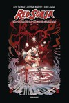 Red Sonja Ballad Red Goddess HC
