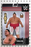WWE #22 (Riches Action Figure Variant)