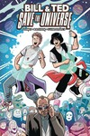 Bill & Ted Save Universe TPB