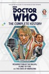 Doctor Who Comp Hist HC Vol 85 5th Doctor Stories 133-135
