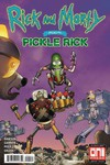 Rick & Morty Presents Pickle Rick #1 Cover A