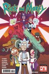 Rick & Morty #44 Cover A