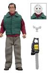 Christmas Vacation Chainsaw Clark 8in Retro Action Figure