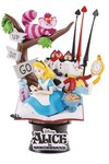 12. Alice in Wonderland Ds-010 Dream-Select Ser Previews Exclusive 6in Statue