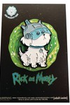 Rick and Morty Snowball Pin