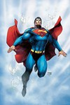 Superman for Tomorrow 15th Anniv Deluxe Ed HC