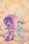 My Little Pony Friendship Is Magic #84 (Cover B - Richard)