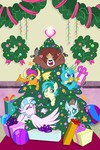 My Little Pony Holiday Special (Cover B - Forstner)