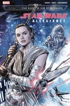 Journey Star Wars Rise Skywalker Allegiance TPB Vol 01
