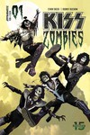 Kiss Zombies #1 (Cover A - Suydam)