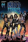 Kiss Zombies #1 (Cover C - Buchemi)