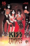 Kiss Zombies #1 (Cover D - Photo)