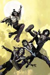 Kiss Zomibes #1 Suydam Ltd Virgin Cover