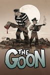 Goon #8 (Parson Cardstock Variant) Cover
