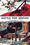 Battle for Britain From Pages of Combat Glanzman Cover