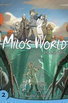 Milos World Book 02 Black Queen