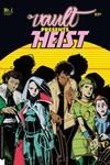 Heist How to Steal a Planet #1 (Cover B - Hernandez Homage)