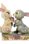 Disney Jim Shore Bambi Thumper & Blossom 4in Figure