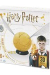 4d Harry Potter 6in Snitch Puzzle