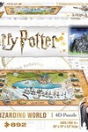4d Harry Potter Wizarding World Puzzle