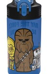 Star Wars Blue Park Straw Bottle
