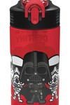 Star Wars Red Park Straw Bottle
