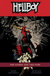 Hellboy Volume 12: The Storm and The Fury TPB