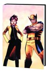 Wolverine And Jubilee Prem HC Curse Of Mutants