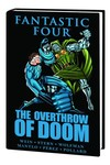 Fantastic Four Prem HC Overthrow of Doom