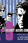 X-9 Secret Agent Corrigan HC Vol. 04
