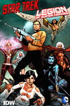 Star Trek Legion of Superheroes TPB