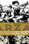 Tarzan Russ Manning Newspaper Strips HC Vol. 03 1971-1974