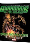 Guardians of the Galaxy Rocket Raccoon Groot Steal Galaxy HC