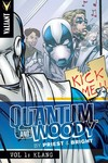 Priest & Brights Quantum & Woody TPB Vol. 01 Klang